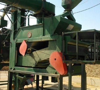 دستگاه بوجاری مدل A.R.S.2000