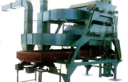 دستگاه بوجاری ریز دانه (کلزا، یونجه ، شبدر) مدل A.R.S.C